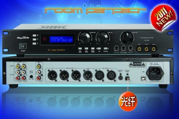 自主研发3×dsp数字处理技术   ● 数控模拟音频处理电路
