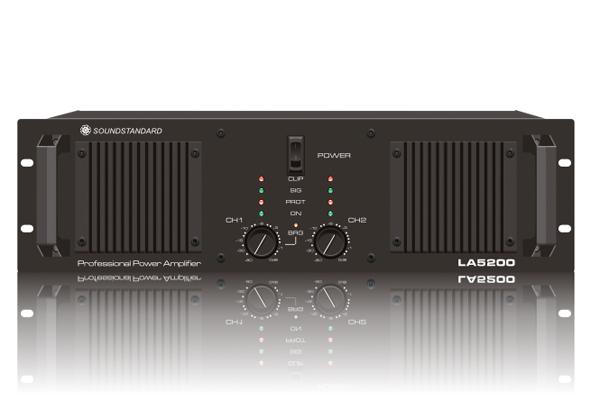 soundstandard声准la5200专业功放